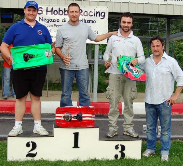 UISP InterRegionale Classic Riccione 2008: Carboni, Rinaldi, Beri