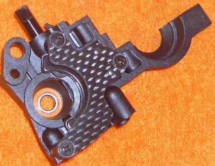 Serpent 960 FD Retrotreno Fabio Domani